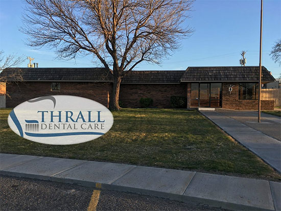 Our Office Building - Thrall Dental Care