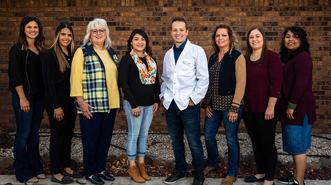 Our Dental Team in Guymon, OK - Thrall Dental Care